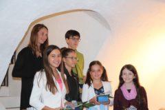 Schreibwettbewerb Grüner Lorbeer der Eckenroth Stiftung