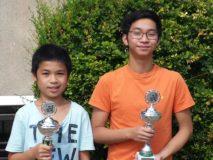 Manh Tuan ist der Beste im Schach!
