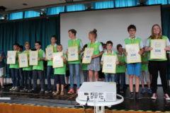 Florian (8a) und Jakob (5e) bei Pangea sehr erfolgreich
