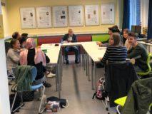 Prominente Zeitzeugen berichten über die Folgen des Mauerfalls für Kassel