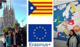 WG goes international: Erasmus + Begegnungsfahrt des Wilhelmsgymnasiums nach Katalonien
