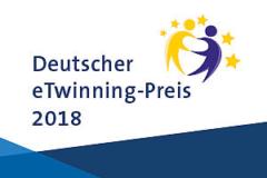WG goes international –  Verleihung des Deutschen  eTwinning-Preises 2018  am 22.2.2019 in Köln