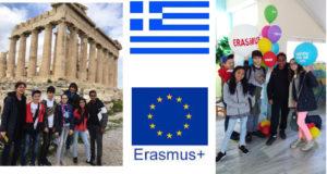 WG goes international: Erasmus+ Begegnungsfahrt des Wilhelmsgymnasiums nach Griechenland