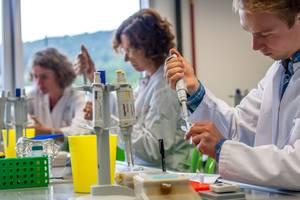 Lehrerfortbildung im X-Lab