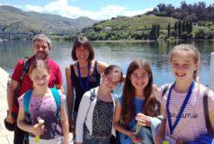 WG goes international: Letztes Erasmus+ Begegnungstreffen des Wilhelmsgymnasiums in Portugal