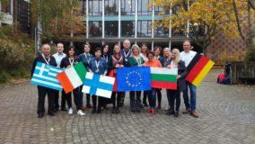"WG goes International: Erasmus+-Projekt ""Exploring Europe"""