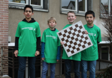 WG-Schachmannschaft: 3. Platz in Nordhessen