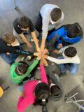 Osteraktion des Integrationsprojektes – Zusammenhalt in Krisenzeiten